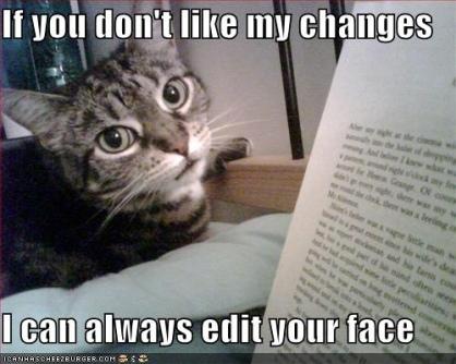book editor meme