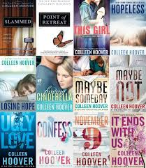 colleen hoover book